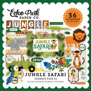 Jungle Safari Element Pack #3