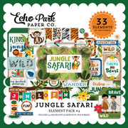 Jungle Safari Element Pack #4