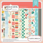 Metropolitan Girl Paper Pack #1