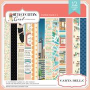Metropolitan Girl Paper Pack #2