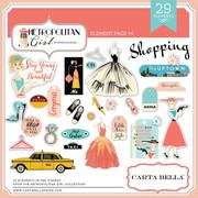 Metropolitan Girl Element Pack #4