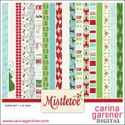 Mistletoe - Paper Pack 1