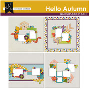 Hello Autumn QuickPages