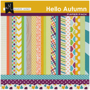 Hello Autumn Paper Pack