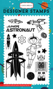 Junior Astronaut 4x6 Stamp