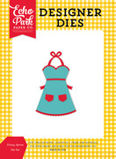 Fancy Apron Die Set