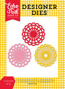 Crochet Doily Die Set