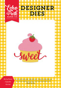 Berry Sweet Cupcake Die Set