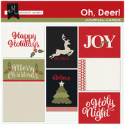 Oh, Deer! Cards