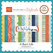 A Boy's Life Paper Pack #1