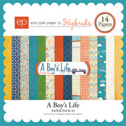 A Boy's Life Paper Pack #2