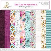 Boho Daydreams paper pack