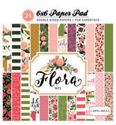 Flora No. 1 6x6 Paper Pad