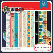 Space Academy Paper Pack #2