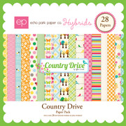 Country Drive Paper Pack