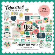 Just Be You Element Pack #1