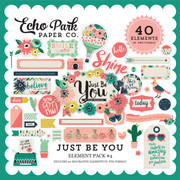 Just Be You Element Pack #4