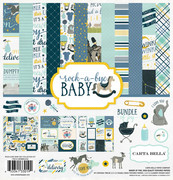 Rock-a-Bye Baby Boy Collection Kit