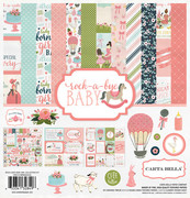 Rock-a-Bye Baby Girl Collection Kit