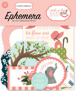 Rock-a-Bye Baby Girl Ephemera