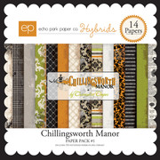 Chillingsworth Manor Paper Pack #1