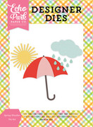 Spring Weather Die Set