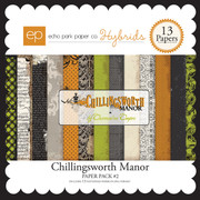 Chillingsworth Manor Paper Pack #2