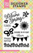 Welcome Spring Stamp