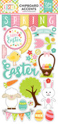 Celebrate Easter 6x13 Chipboard