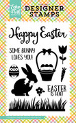 Easter is Here Stamp