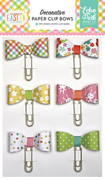 Celebrate Easter Decorative Paper Clip Bows