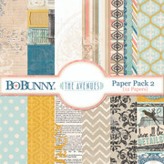 The Avenues Paper Pack 2