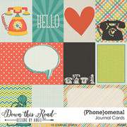 {Phone}omenal Journal Cards