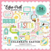 Celebrate Easter Element Pack #1