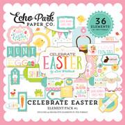 Celebrate Easter Element Pack #1