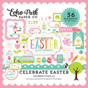 Celebrate Easter Element Pack #3