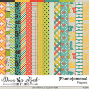 {Phone}omenal Paper Pack
