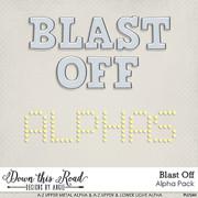 Blast Off Alphas