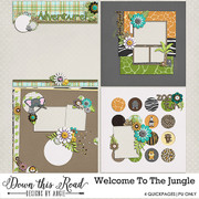 Welcome To The Jungle Quickpages