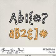 Wild Print Alpha Pack