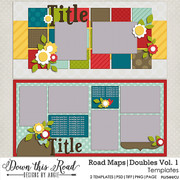 Road Maps Double Vol. 1