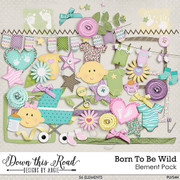 Born To Be Wild Element Pack
