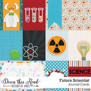 Future Scientist Journal Cards