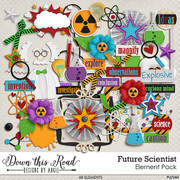 Future Scientist Element Pack