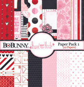 Head Over Heels Paper Pack 1