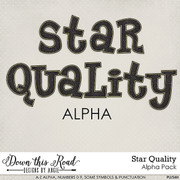 Star Quality Alpha Pack