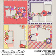 Head Over Heels Quickpages