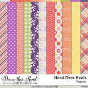 Head Over Heels Paper Pack