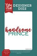 Handsome Prince Word Die Set