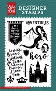 Valiant Hero Stamp